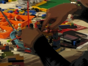 workshop LEGO SERIOUS PLAY at work